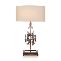 John Richard Portable 1 Light Table Lamp JRL-8187
