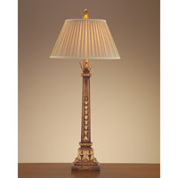 John Richard Portable 1 Light Table Lamp in Beige JRL-8202