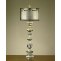 John Richard Portable 1 Light Table Lamp in Hand-Painted JRL-8254