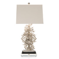 Portable 31 inch 150 watt Coral Table Lamp Portable Light