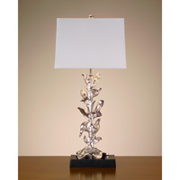 John Richard Portable 1 Light Table Lamp in Off White JRL-8261