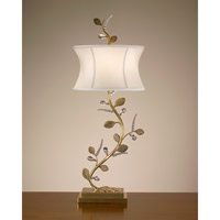 John Richard Portable 1 Light Table Lamp in Brass JRL-8264