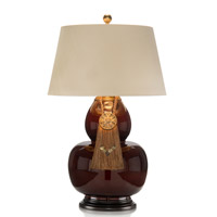 John Richard Portable 1 Light Table Lamp in Eggshell JRL-8266