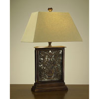 John Richard John Richard Table Lamp in Beige  JRL-8297