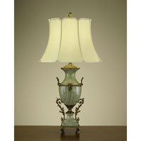John Richard Portable 1 Light Table Lamp in Bronze JRL-8306