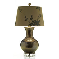 John Richard Portable 1 Light Table Lamp in Bronze JRL-8350