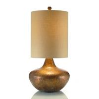 John Richard Portable 1 Light Table Lamp in Brass JRL-8385 photo thumbnail