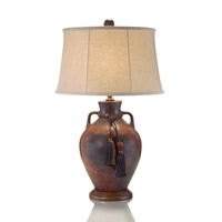 John Richard Portable 1 Light Table Lamp in Beige JRL-8458