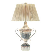 John Richard Portable 1 Light Table Lamp in Beige JRL-8526
