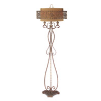 John Richard Portable 3 Light Floor Lamp in Brass JRL-8549