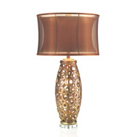 John Richard Portable 1 Light Table Lamp in Copper JRL-8554