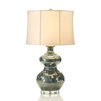 John Richard Portable 1 Light Table Lamp in Champagne JRL-8581