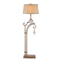 John Richard Portable 1 Light Floor Lamp in Oyster JRL-8593