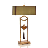 John Richard Portable 1 Light Table Lamp in Serapi JRL-8635