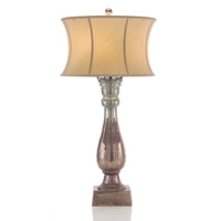 John Richard Portable 1 Light Table Lamp in Champagne JRL-8668
