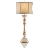 John Richard Portable 1 Light Buffet Lamp JRL-8746