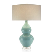 Signature 33 inch 60 watt Table Lamp Portable Light