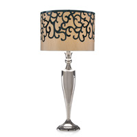 John Richard Shapley Silhoutte 1 Light Table Lamp JRL-8915