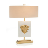 King Neptune 29 inch 60 watt Table Lamp Portable Light
