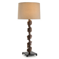 Signature 37 inch 150 watt Bronze Buffet Lamp Portable Light