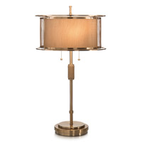 John Richard Saturn Rings 1 Light Accent Lamp JRL-9082