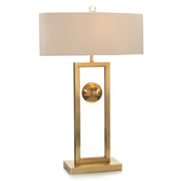 The Floating Orb 34 inch 60 watt Table Lamp Portable Light