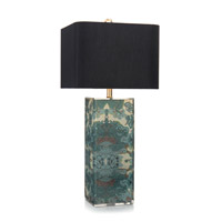 Block of Color 34 inch 150 watt Table Lamp Portable Light
