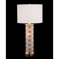 Gold Glass Signature Table Lamps