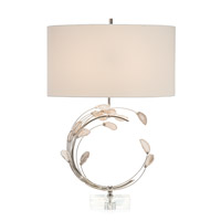 Swirling Agates Table Lamp Portable Light