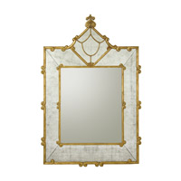 Diverse Profiles/Shapes 74 X 47 inch Gilded Gold Wall Mirror Home Decor