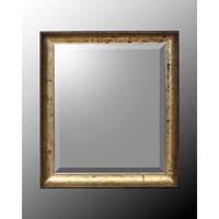 John Richard Rectangle Mirror in Gilded Gold  JRM-0291 photo thumbnail