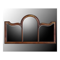 Diverse Profiles/Shapes 66 X 38 inch Hand-Painted Wall Mirror Home Decor