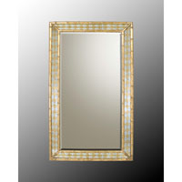 John Richard Rectangular Mirror in Hand-Painted JRM-0349