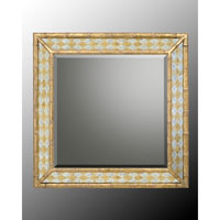 John Richard Square Mirror in Hand-Painted  JRM-0351