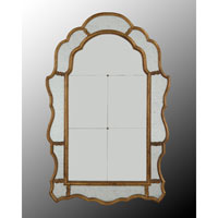 John Richard Diverse Profiles/Shapes Mirror in Gilded Gold JRM-0379 photo thumbnail