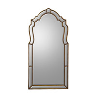 John Richard Diverse Profiles/Shapes Mirror in Gilded Gold JRM-0401
