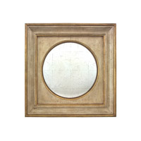 Square 20 X 20 inch Other Mirror Home Decor