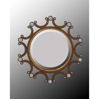 John Richard Round Mirror in Other JRM-0483