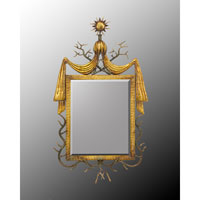 John Richard John Richard Mirror in Hand-Painted  JRM-0490
