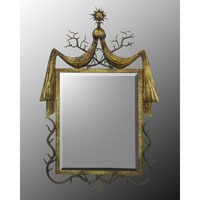 John Richard Diverse Profiles/Shapes Mirror in Hand-Painted JRM-0492