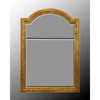 John Richard Diverse Profiles/Shapes Mirror in Gilded Gold JRM-0494