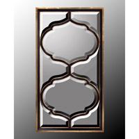 John Richard Rectangular Mirror in Other JRM-0564