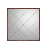 Rectangular 58 X 58 inch Other Mirror Home Decor