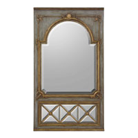 Diverse Profiles/Shapes 80 X 45 inch Hand-Painted Wall Mirror Home Decor