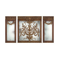 John Richard Diverse Profiles/Shapes Set of 3 Mirror in Other JRM-0584S3