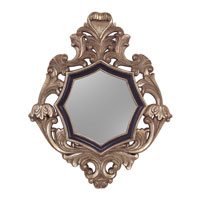John Richard Diverse Profiles/Shapes Mirror in Gilded Silver JRM-0592