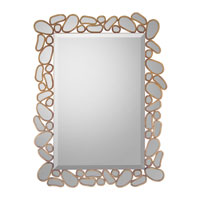 John Richard Rectangular Mirror in Gilded Gold JRM-0618