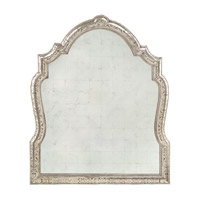 John Richard Signature Mirror in Distressed Silver JRM-0653