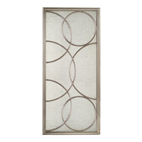 John Richard Signature Mirror in Silver JRM-0673