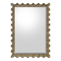 Escalope 52 X 37 inch Arezzo Mirror Home Decor